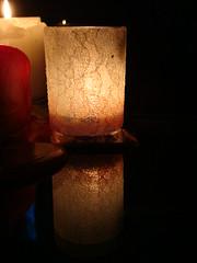 Candle|reflect