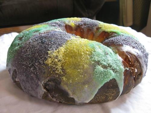 King Cake 6