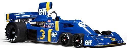 True Scale Tyrrell