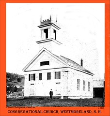 Congregational Church, Westmoreland, New Hampshire