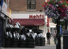 Mehfil Hotel, Southall, UK