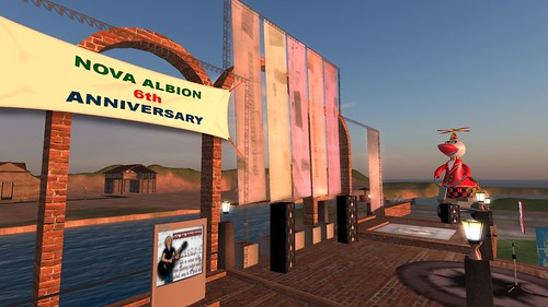 Nova Albion 6th Anniversary Parade