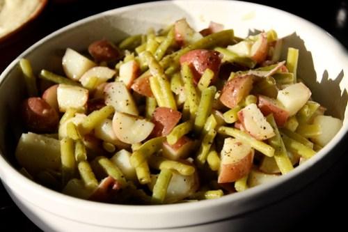 Chilled Green Bean Salad