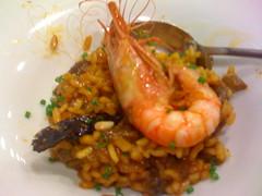 La Taverna del Clínic_Paella