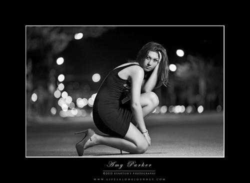 Night Portraits - Amy Parker #13