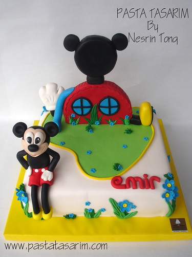 Mickey Mouse Apartments? Think Again. Image Credit: Cake by Nesrin, Flickr