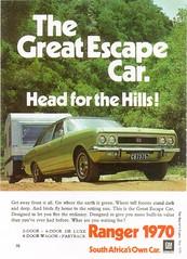 1970 Ranger (South Africa)