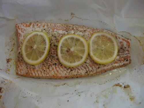 Mmm Salmon