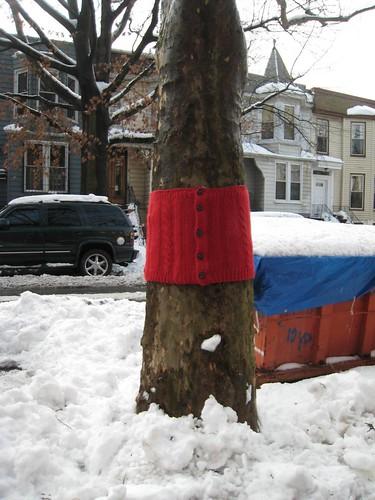 Tree Sweater 2