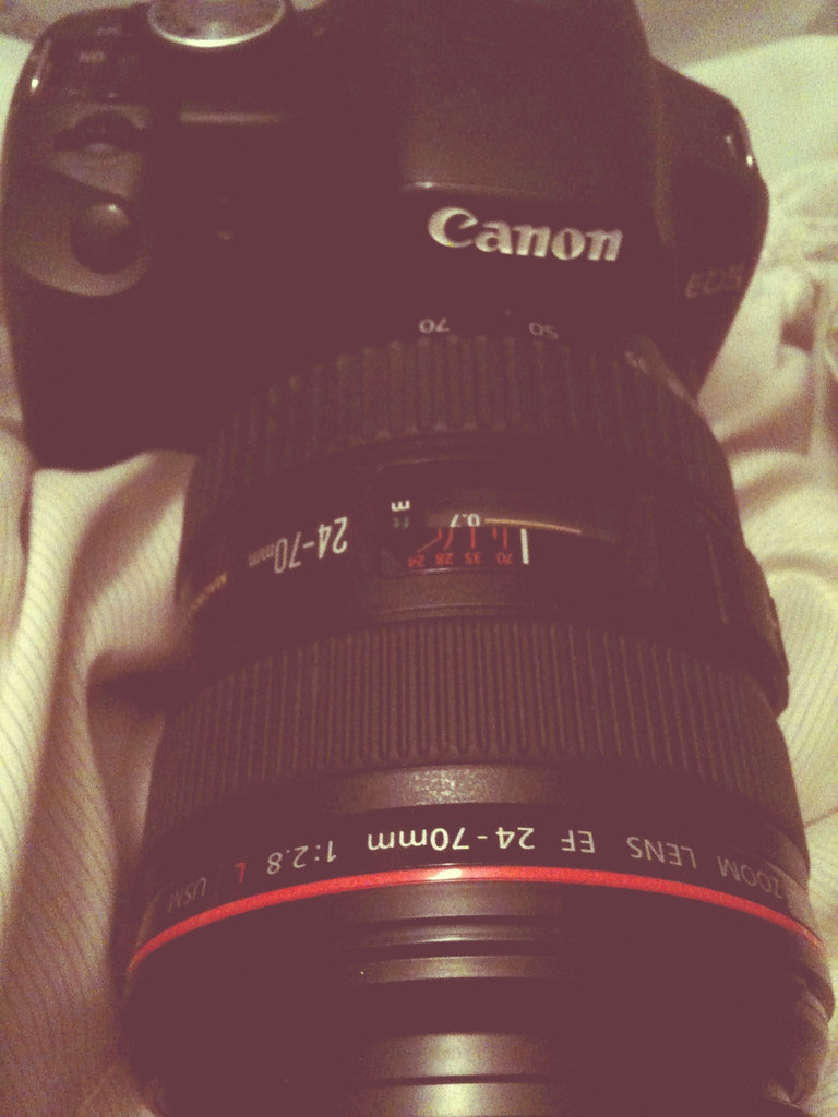 Canon 24-70 L