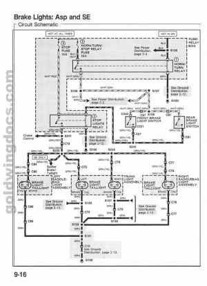 Honda goldwing wiring diagram on line