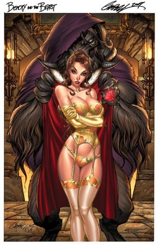 disney.ladies.in.sexy.comic.belle