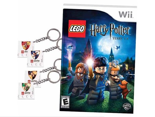 LEGO Harry Potter Keychain Offer