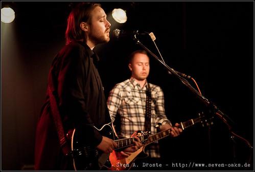 Haukur Heiðar Hauksson & Jón Bjarni Pétursson / Dikta