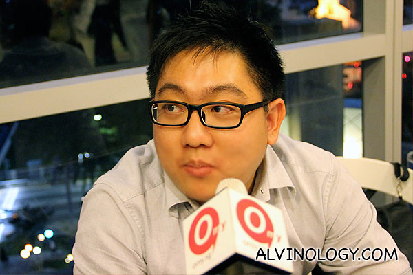 Alvin Lim the Marketer