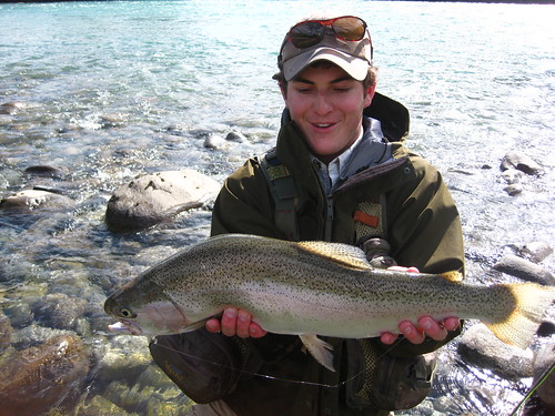 Rainbow Trout from Chile