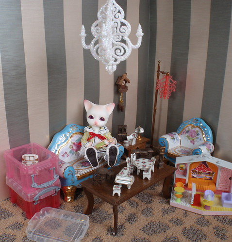 Phyzzlpyph Has Her Own Barbie Doll and Furniture