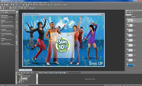 *Updated - RESOLVED, EA replies!* EA exposed:  The Sims Team has a lazy graphics artist