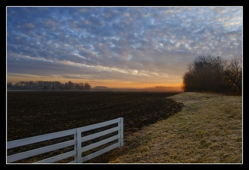 Mackinaw River Valley Sunrise 2