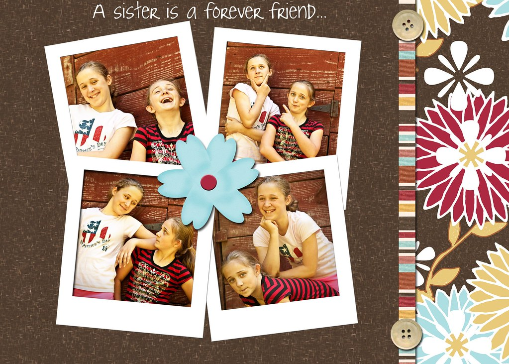 Sister Collage