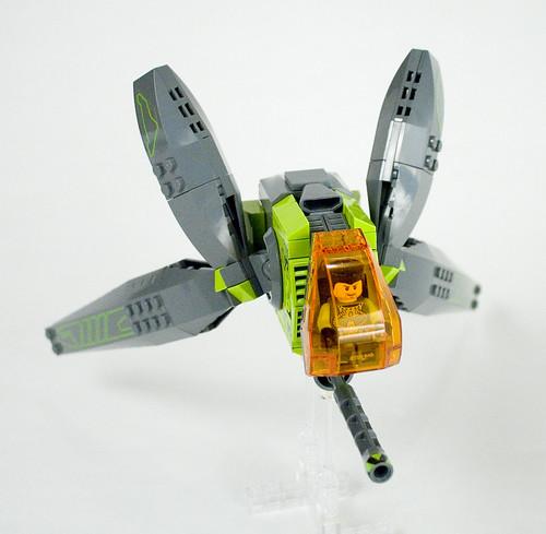 G-04 Caelifera Star Fighter