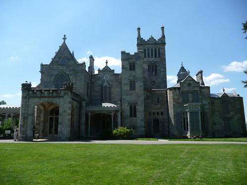 Lyndhurst Castle - Tarrytown, NY (2/4)