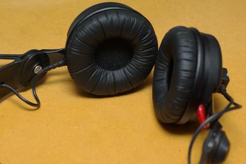 HD25-1:change ear pad 7