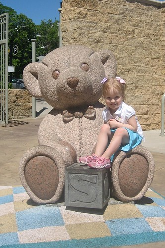 At Teddy Bear Park