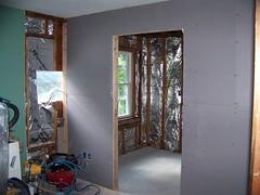 Rough In New Wall/ Door