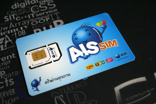 AIS Micro SIM