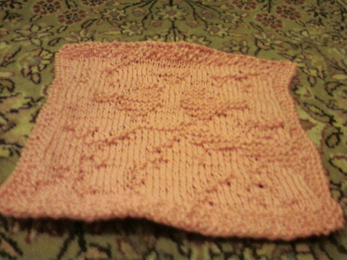 Kris Knits February knit-a-long done!