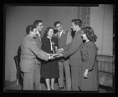 Trophy awarded to winners of the competitive e...