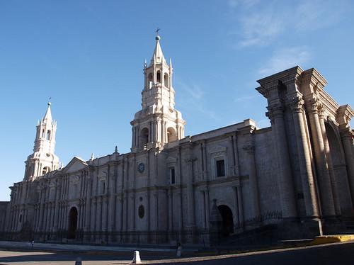 Arequipa - Plaza de Armas (3)