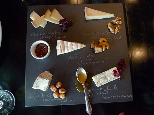 Cheese Board at Cube