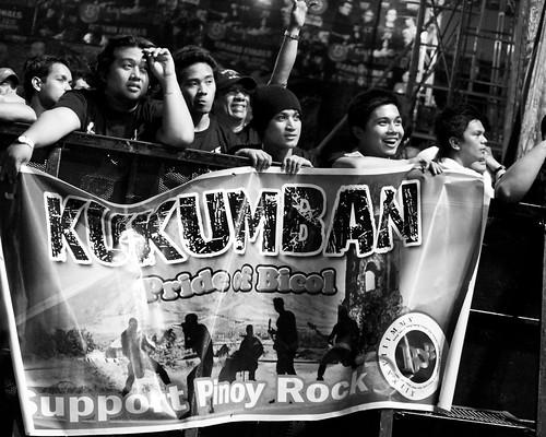 Kukumban supporters