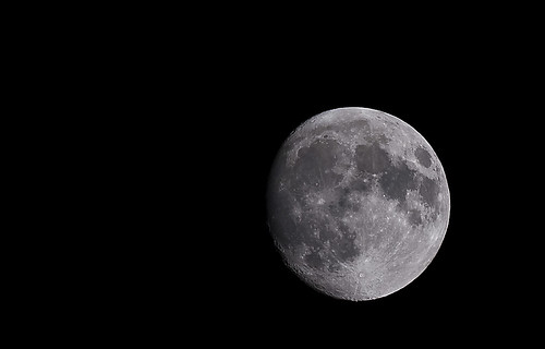 Moon over Canvey