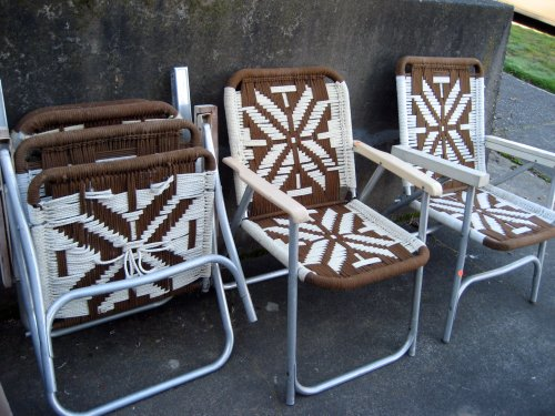 Crafty chairs