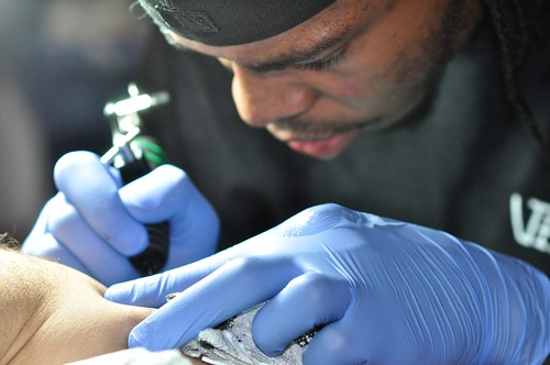 Tattooing!