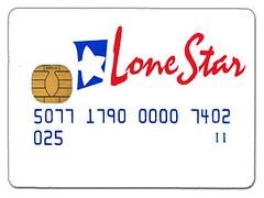 lone star card