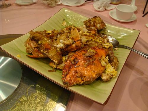 Lucky Eight Restaurant - Crab