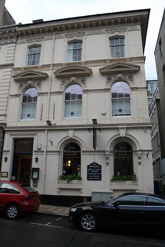 The Wellington public house, Birmingham