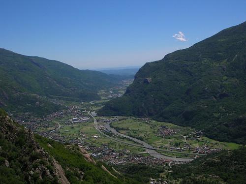 Val d'Aosta da Albard