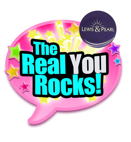 The Real You Rocks by Lewis and Pearl