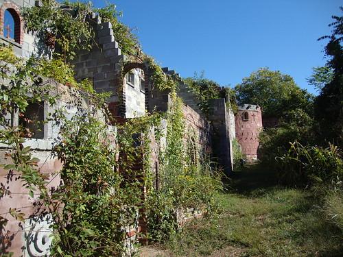 Floyd Banks' Castle in Greenback, TN