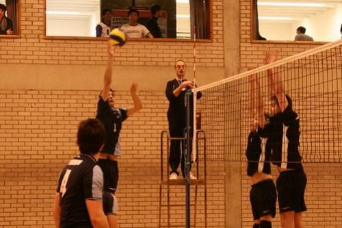 York 1sts volleyball v LJMU - Peter Iveson - 28/11/10 -IMG_0324