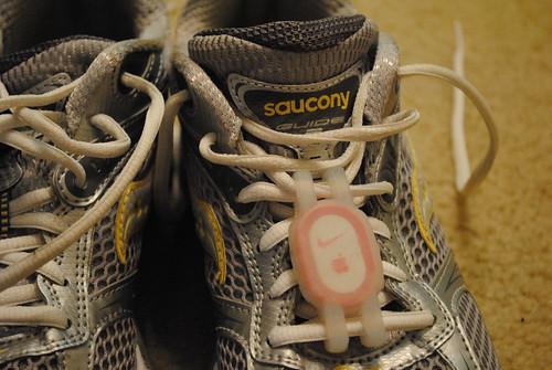 [28/365] Nike+ Saucony Hack
