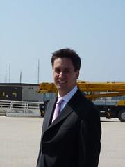 Ed Miliband in Dorset