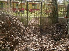 Kompost schichten 4