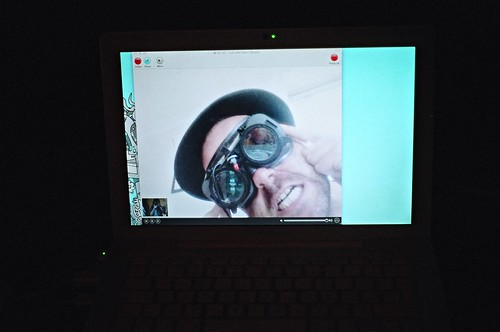 Boz on Skype