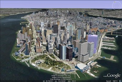 Manhattan GE 3D